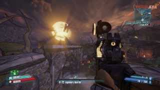 """Today Im showing you all the new """"Raid Boss"""" within the newest Borderlands 2 DLC. Tk's Bloody Harvest! Tk's Bloody Harvest was released today and is a short and sweet Halloween DLC. This IMO is NOT a Raid boss. However Gearbox and other gaming sites/companies are advertising it as so. What do you all think? Let me know in the comments. Thanks for Watching and Have a Good day!!"""