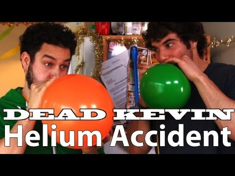 helium - Our Next Gen sketch group Dead Kevin, discover the dangers of too much helium. Subscribe to Comedy Central for more great videos from Dead Kevin: http://www....