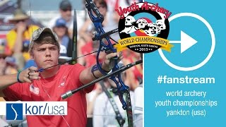 Yankton (SD) United States  City new picture : #FanStream: Korea v USA – Recurve Cadet Men's Team Gold Final | Yankton 2015