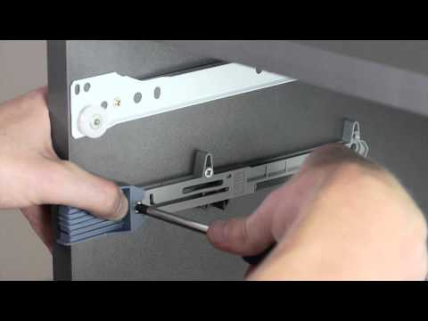 blum self closing drawer slides