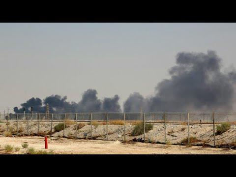 Saudi-Arabien: Drohnen-Angriff sorgt für Ölpreis-Anst ...