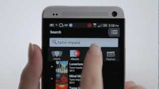 MOG Mobile Music YouTube video