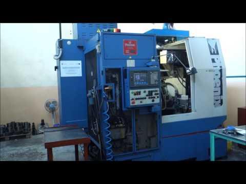 Gear Grinding Machine GLEASON PHOENIX CNC 200 G 1998
