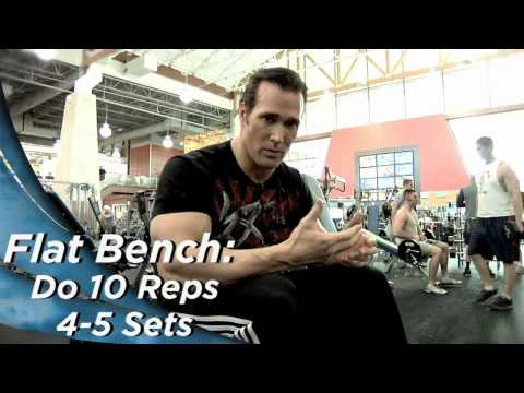 Add Strength & Size With Mike O'Hearn's Power Bodybuilding Program – Bodybuilding.com