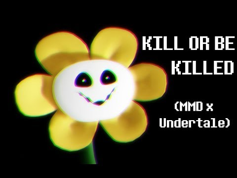 [MMD] KILL OR BE KILLED (+Motion DL) | Song by Fandroid