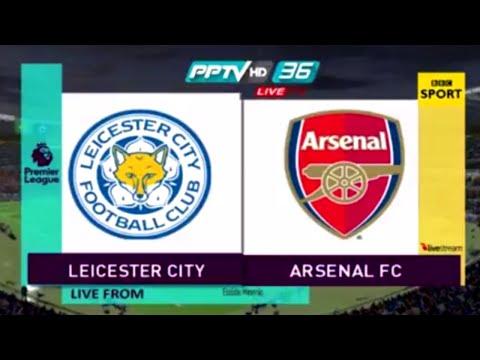 LeIcester City vs Arsenal Fc Premier League 3 - 1 all goals & highlights 08/05/2018