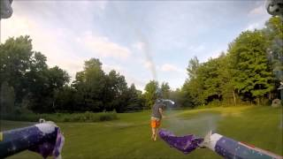 Lets Attach Some Roman Candles To A Drone…