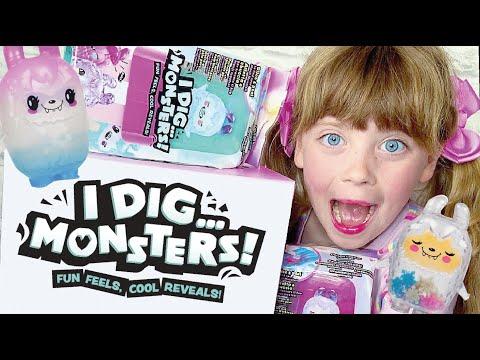 I Dig Monsters! Cool ASMR Feels - Dear Mummy Vlog