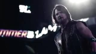 Aj Styles Vs Dean ambrose Vs John Cena //Promo//No Mercy 2016