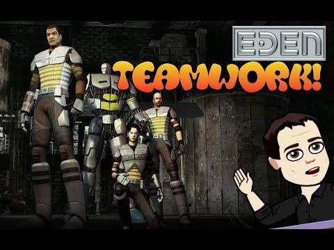 Retro Game: Project Eden - Part 2