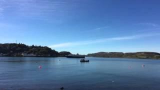 MV Isle of Mull - Timelapse