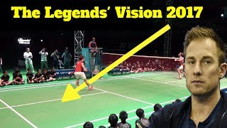 PETER GADE Vs LEE YONG DAE - LEGEND'S VISION TOUR 2017You will become a badminton legend if you subscribe to my channel ! ;) (and it's free): https://www.youtube.com/channel/UCufWs6FOuuzDXP0ytlec3aQ?sub_confirmation=1 My name is Jame. I'm 18 and I play badminton in competition since I was 12. I would like that this sport become more famous.With Badminton Passion: https://www.youtube.com/channel/UCeECp5qjCaVqwI-aZEh2kAwGet badminton products:Fz Forza: http://www.fz-forza.comFollow me:Patron: https://www.patreon.com/badmintontrickshotsFacebook https://www.facebook.com/Badminton-Trick-Shots-964311733601762/Instagram: https://www.instagram.com/badmintontricks/Twitter https://twitter.com/BadmintonShotTipeee https://www.tipeee.com/badminton-trick-shotsMy website:https://badmintontrickshots.wordpress.com/My Store:https://badmintontrickshots.selz.comAnd Support Solibad http://www.solibad.net/Music of intro: VIP - Manic DriveMusic of outro: Zara Larsson - Ain't My Fault (R3hab Remix)