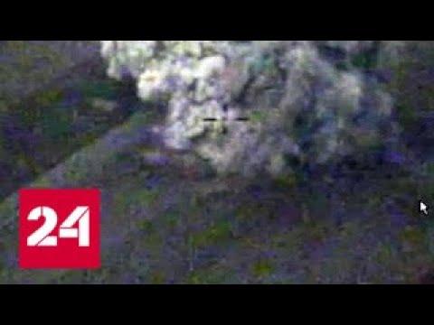 Российская авиация уничтожила склады террористов в Идлибе - Россия 24 - DomaVideo.Ru