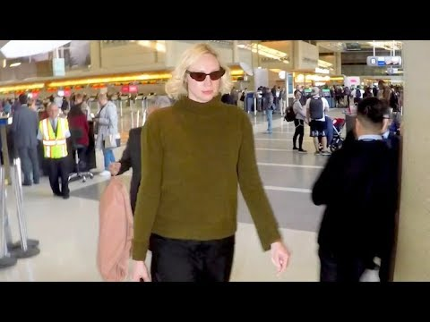 Gwendoline Christie Of Game Of Thrones Towers Over EVERYONE At LAX