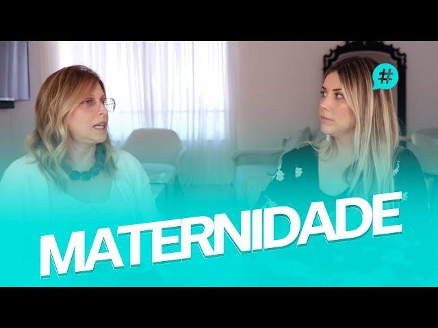 MATERNIDADE: Depressão pós parto, redes sociais, amamentação, criação de filhos - Mica Rocha