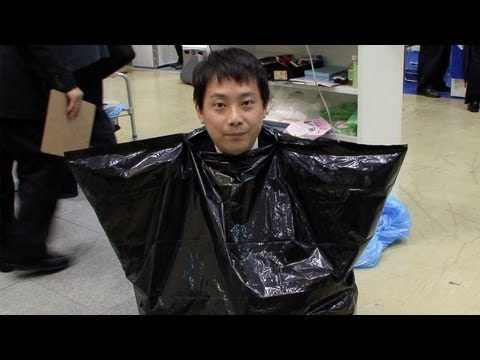 Japan: Emergency Poop Gear