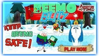 ADVENTURE TIME - BEEMO BLITZ  [ FULL GAMES ] - ADVENTURE TIME GAMES