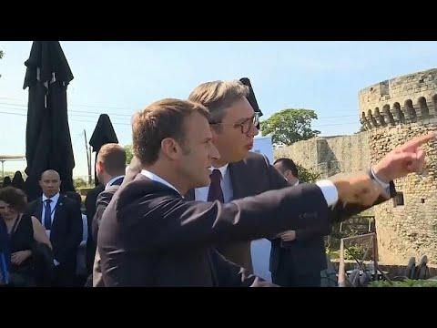 Frankreich: Macron will »intelligente Lösung« zu Koso ...