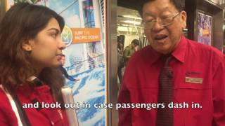 Day in the life of a Service Ambassador at Raffles Place
