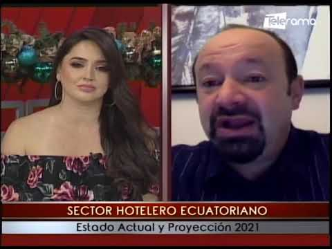 Sector hotelero ecuatoriano estado actual y proyección 2021