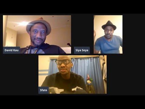 David Kau live with Comedians Siya Seya| Thabang ER| Dj Sfate| Life