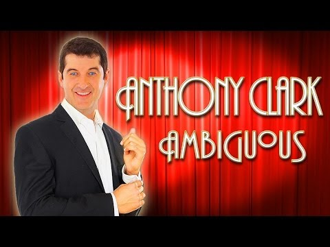 Anthony Clark: Ambiguous - Trailer