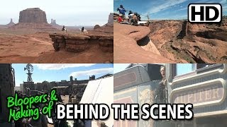 The Lone Ranger (2013) Making of&Behind the Scenes (Part2/4)
