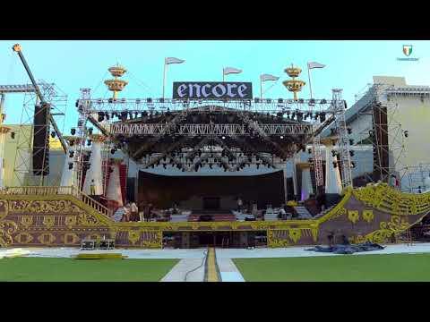 A R Rahman Concert Time Lapse