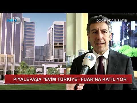 Kaan Yücel – Euro D Evim Türkiye Fuar Röpotajı