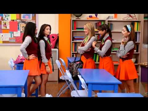 Grachi Backstage 02