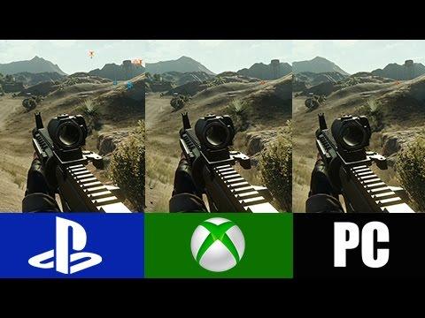графика battlefield на ps4