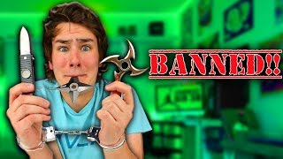 Video ILLEGAL and BANNED Fidget Spinners MP3, 3GP, MP4, WEBM, AVI, FLV November 2017