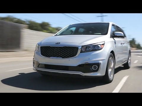 2015 Kia Sedona Review – Kelley Blue Book