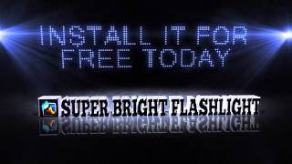 Super Bright Flashlight YouTube video