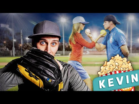 Pitching Love and Catching Faith | Say MovieNight Kevin Review