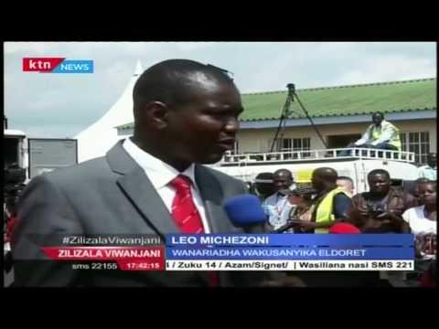 Zilizala Viwanjani: Kenya yatafuta kikosi cha Olimpiki 2016, 30th June 2016 Sehemu ya Pili