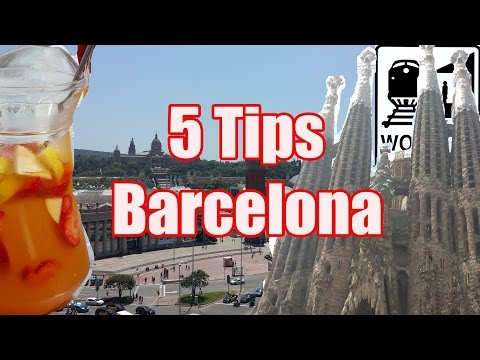 Tips For Seeing Barcelona