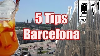 Barcelona Spain  city photo : Visit Barcelona - 5 Tips for Seeing Barcelona, Spain