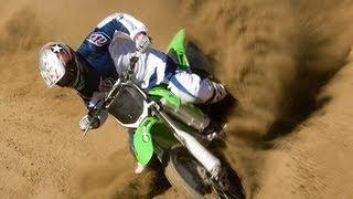 10. 2008 Kawasaki KX250F Motocross Shootout - MotoUSA