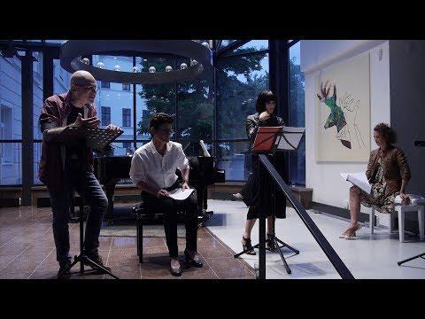 2017-07-31 Šiuolaikinės dramaturgijos skaitymai: teksto virsmas spektakliu