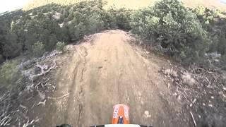 6. Single Track KTM 300EXC 2005