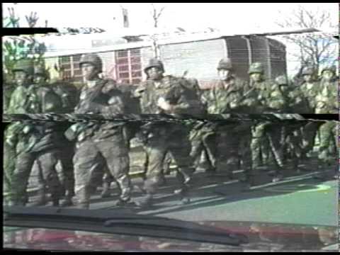 Tour Of Fort Dix, NJ  March 16, 1985 Part 2.