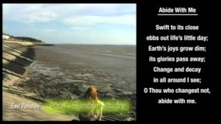 Abide With Me hymn with on-screen LYRICS