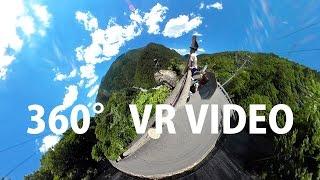 VR360度映像第一弾!