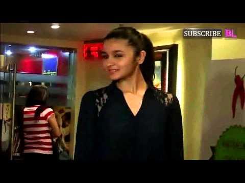 Alia Bhatt -- a huge fan of sexy Sunny Leone
