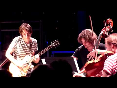 "Watch Jonny Greenwood perform a new song ""Skip Loop"""