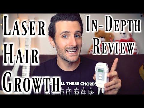 LASER HAIR GROWTH - iRestore vs. Capillus vs. iGrow vs. HairMax - USER REVIEW