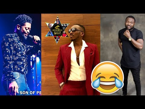 Bovi, Basketmouth, Buchi Blasts Nigeria's Wealthy Men Like Femi Otedola, Dangote, Ben Murray Bruce