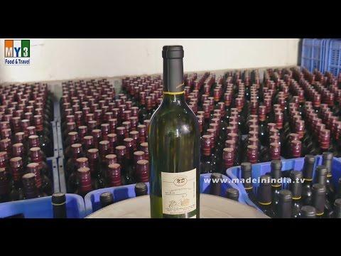 HOW TO MAKE WINE | WINE MAKING PROCESS | MAKING WINE FULL PREPARATION | ND WINES street food