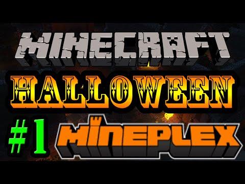 mini - Tackle⁴⁸²⁶ Minecraft - Mini Games: Halloween 2014(ขุมนรก) #1 **This video was played in thai language เทศกาลผีๆของคนต่างชาติ...